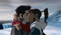 Korra and Mako kiss.png