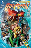 Aquaman Vol 7-13 Cover-1