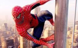 Spiderman first movie