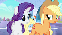 Rarity why can&#39;t you S3E1