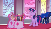 Twilight with two bags S3E01