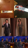 Steven.yeun.lauren.cohan.on.conan