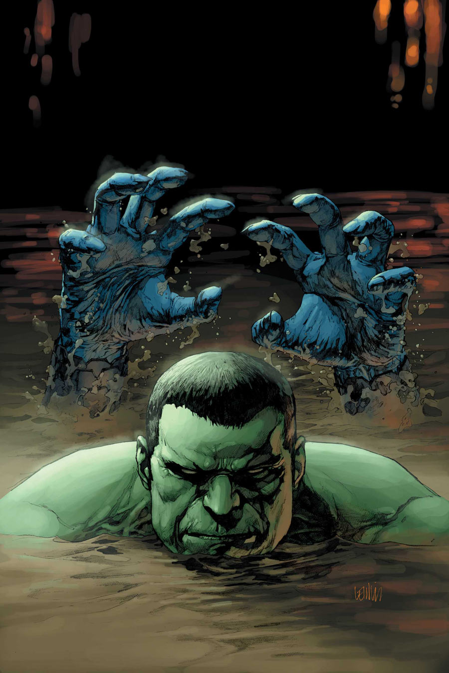 INDESTRUCTIBLE HULK #4