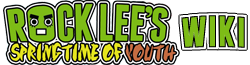 Rock Lee Wordmark