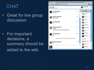 Community Discussions Slide24