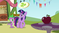 Twilight &#39;This spell&#39;s a toughie&#39; S3E3