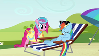 Rainbow Dash 'I'm kind of exhausted' S3E3