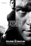 Bourne Ultimatum Poster 1