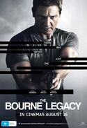 The Bourne Legacy Poster 3