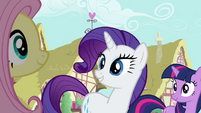 Rarity &#39;And zesty cucumber sandwiches&#39; S3E3