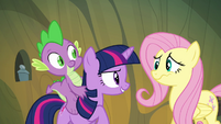 Twilight 'I don't think so' S3E03