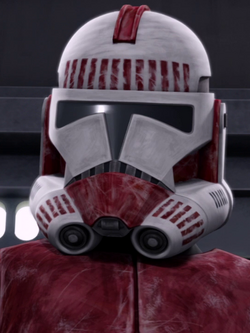 Unidentified Clone shock trooper 3