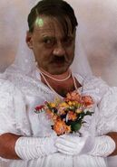 AtomicAntics Hitler The Bride
