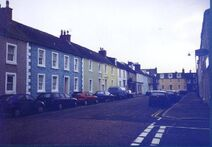 Kirkcudbrightcolour houses