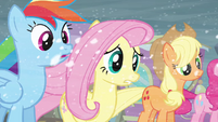 Fluttershy 'What kind of things' S3E1