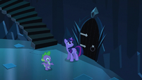 Twilight &#39;A doorway which leads to your worst fear&#39; S3E2