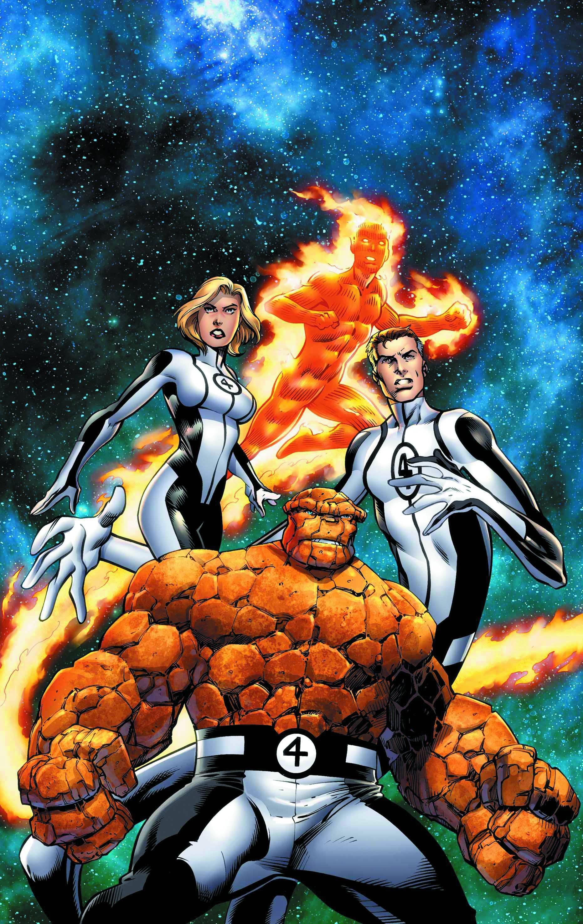 Fantastic Four (Earth-...