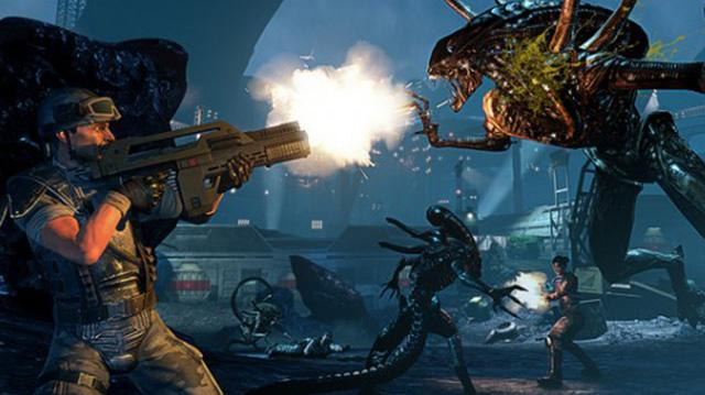 Aliens Colonial Marines Survivor Trailer