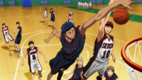 Aomine block
