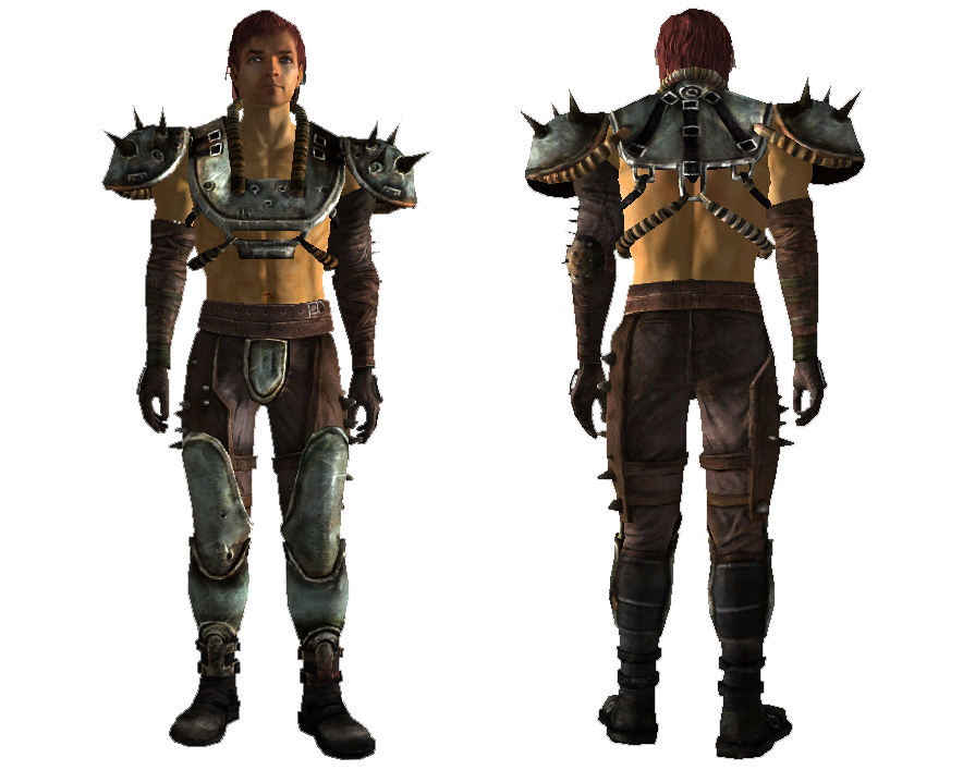 Metal master armor male