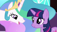 Celestia &#39;You weren&#39;t willing&#39; S3E2
