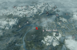 Karth River Forest Maplocation
