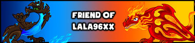 Friend Badge Lala96xx