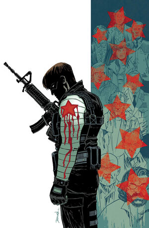 Winter Soldier Vol 1 15 Textless