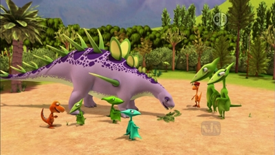 dinosaur train kentrosaurus - photo #3