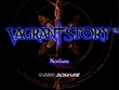 Vagrant Story Title Screen
