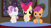 CMC were about to enjoy milkshakes S3E4