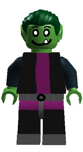 lego beast boy - photo #4