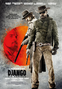 Django unchained argentina poster