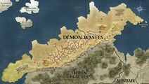 Demon Wastes