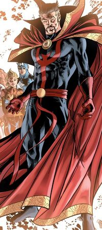 Stephen Strange (Earth-616) from New Avengers Vol 2 34