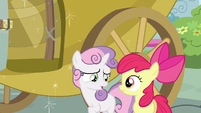 Sweetie Belle what&#39;s that for S3E4