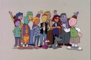 Disney Doug cast