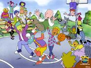 Disney Doug Games Wallpaper 1 800