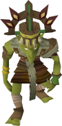 Goblin High Priest