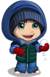 Stevies Snowball War Quest-icon