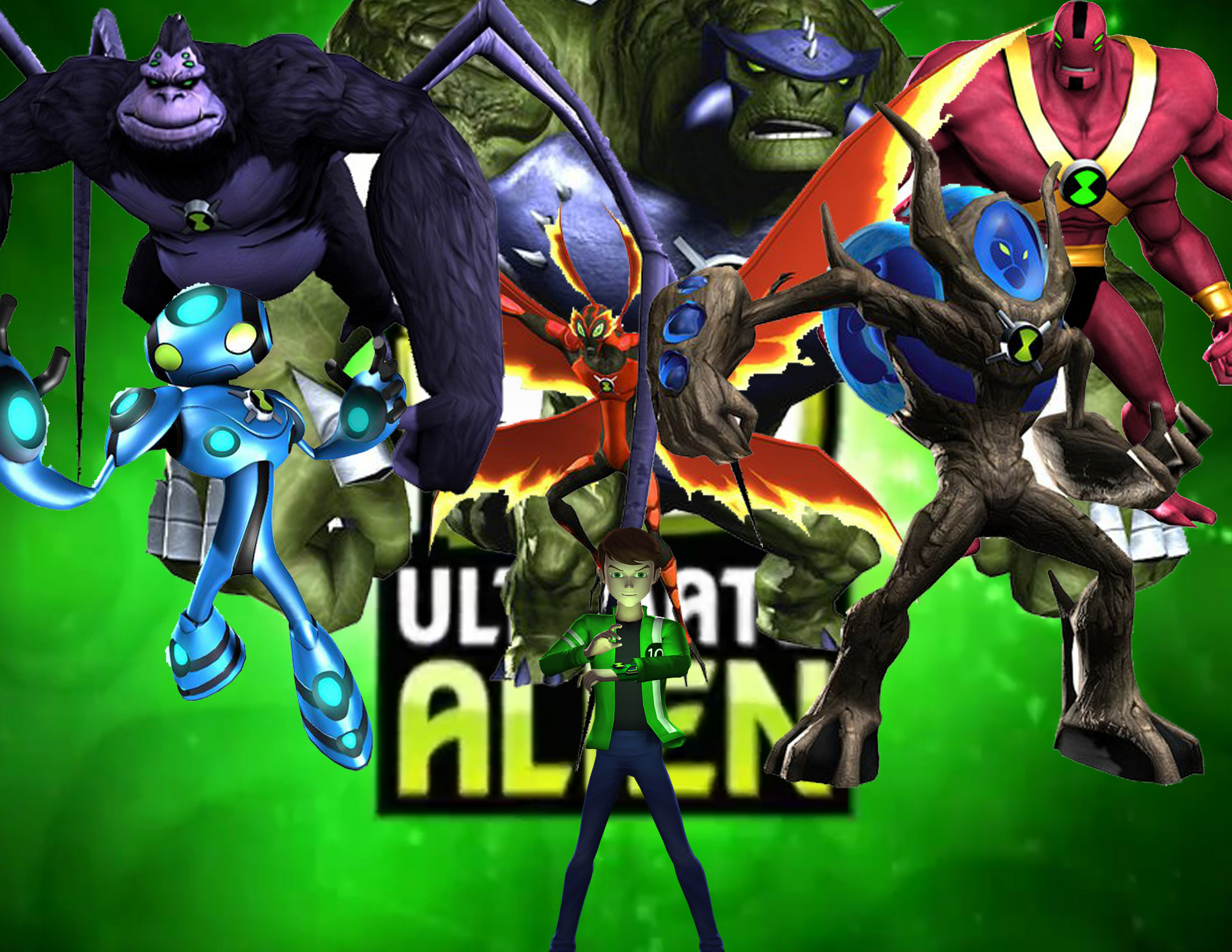 Ben 10 Ultimate Alien Cosmic Destruction 2     Comunidad Ben 10 Fanon