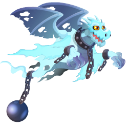Dragón Fantasma - Wiki Dragon City