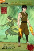 The Tale of Zuko cover