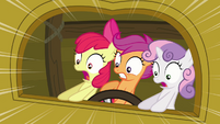 CMC freaks out S3E04