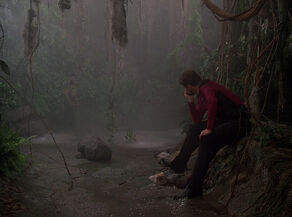 Riker alien swamp