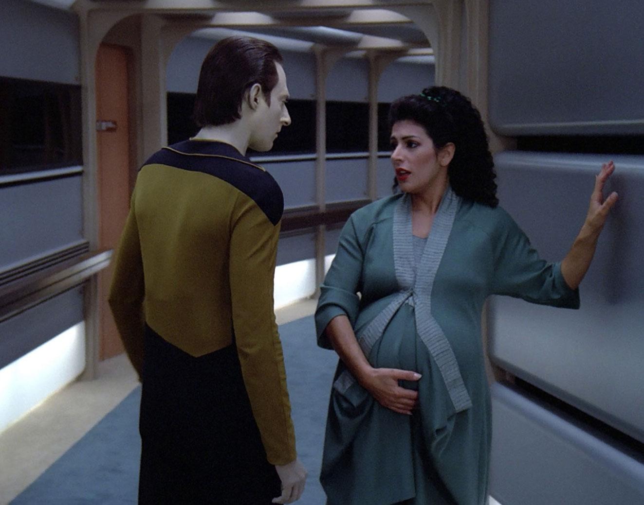 Pregnant Star Trek 71