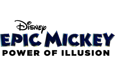Epic mickey power of illusion logo