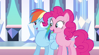 Rainbow Dash yeah S3E1