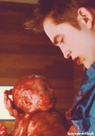 Edward and Renesmee