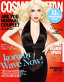 Cosmopolitan South Korea September 2011 cover